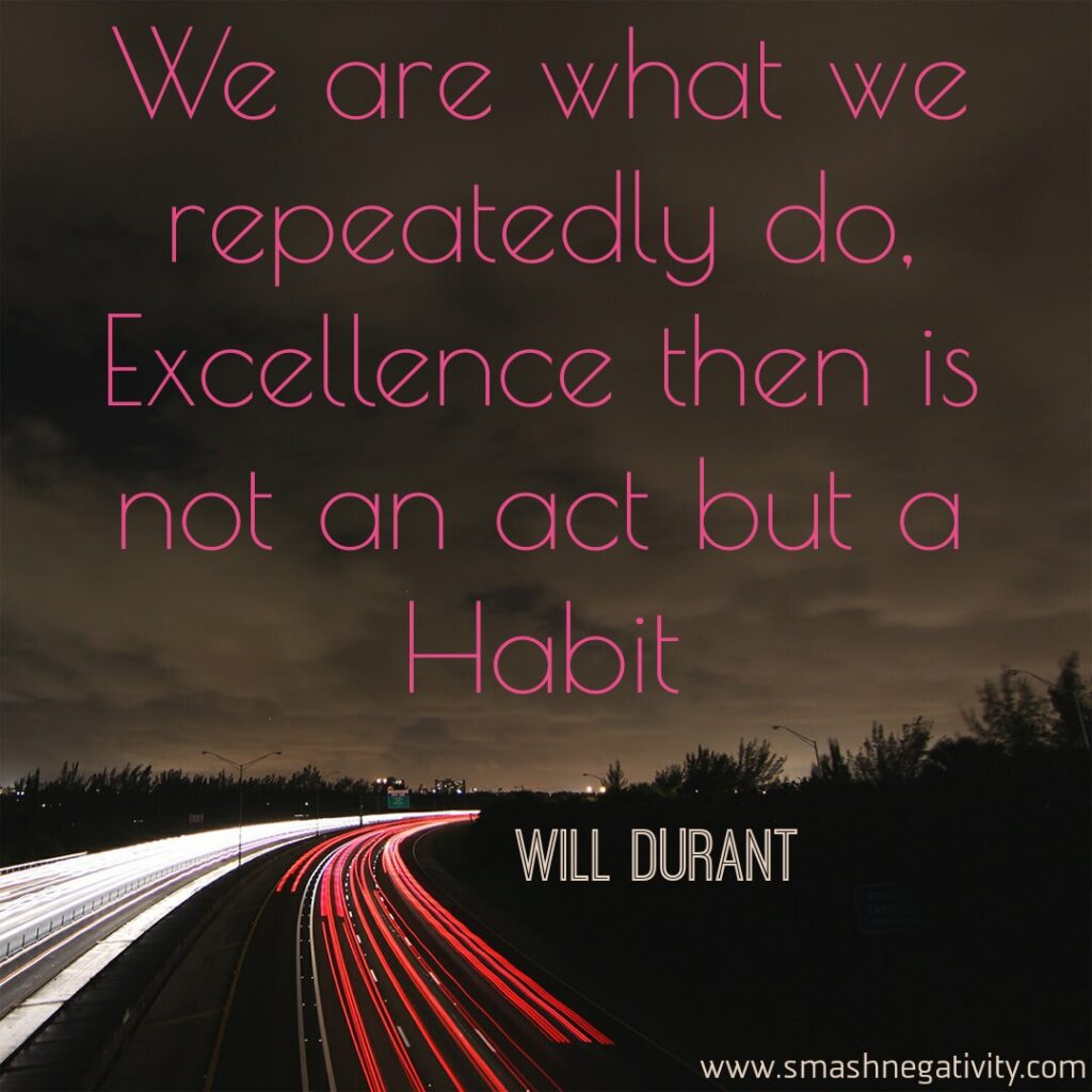 Excellence-is-a-habit-quote